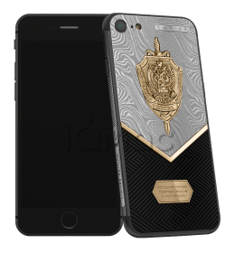 Купить Caviar iPhone 7 Forza ФСБ Gold LE