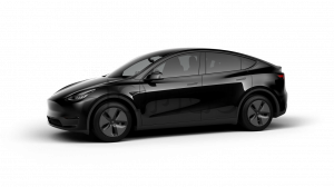Tesla Model Y Long Range All-Wheel Drive Black