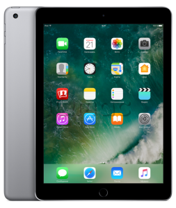 "Купить iPad 9,7"" (2017) 128gb Space Gray Wi-Fi"