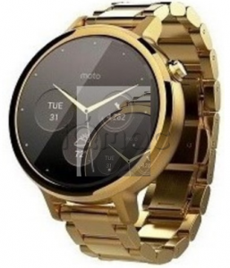 Купить Motorola Moto 360 2nd Gen Women Gold Steel/Metal (золотая сталь)