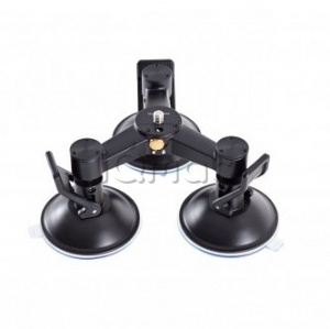Kрепление на 3х присосках DJI Triple Mount Suction Cup Base for OSMO