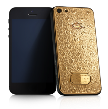 Купить CAVIAR iPhone 5S Unico Firenze Diamante