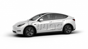 Tesla Model Y Performance All-Wheel Drive White