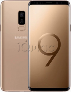 Купить Смартфон Samsung Galaxy S9+, 64Gb, Ослепительная платина