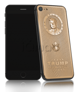 Купить Caviar iPhone 7 Supremo Trump Changeover