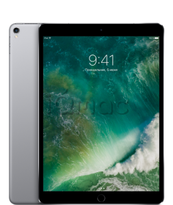 "Купить iPad Pro 10.5"" 256gb Space Gray Wi-Fi + Cellular"