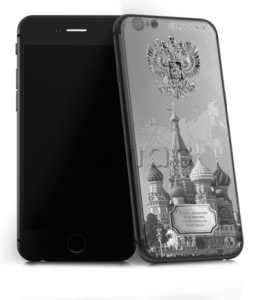 Купить CAVIAR iPhone 6S 128Gb Ti Atlante Russia
