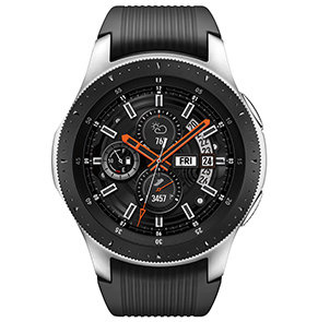 Купить Galaxy Watch (46mm) Silver