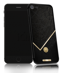 Купить Caviar iPhone 7 Classico Leone Black Onyx Edition