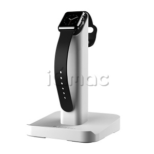 Griffin WatchStand - подставка для Apple Watch - Серебристый
