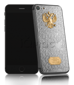 Купить Caviar iPhone 7 Atlante Russia Bimetal