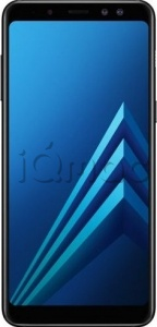 Купить Samsung Galaxy A8+ 32Gb Black (Черный)