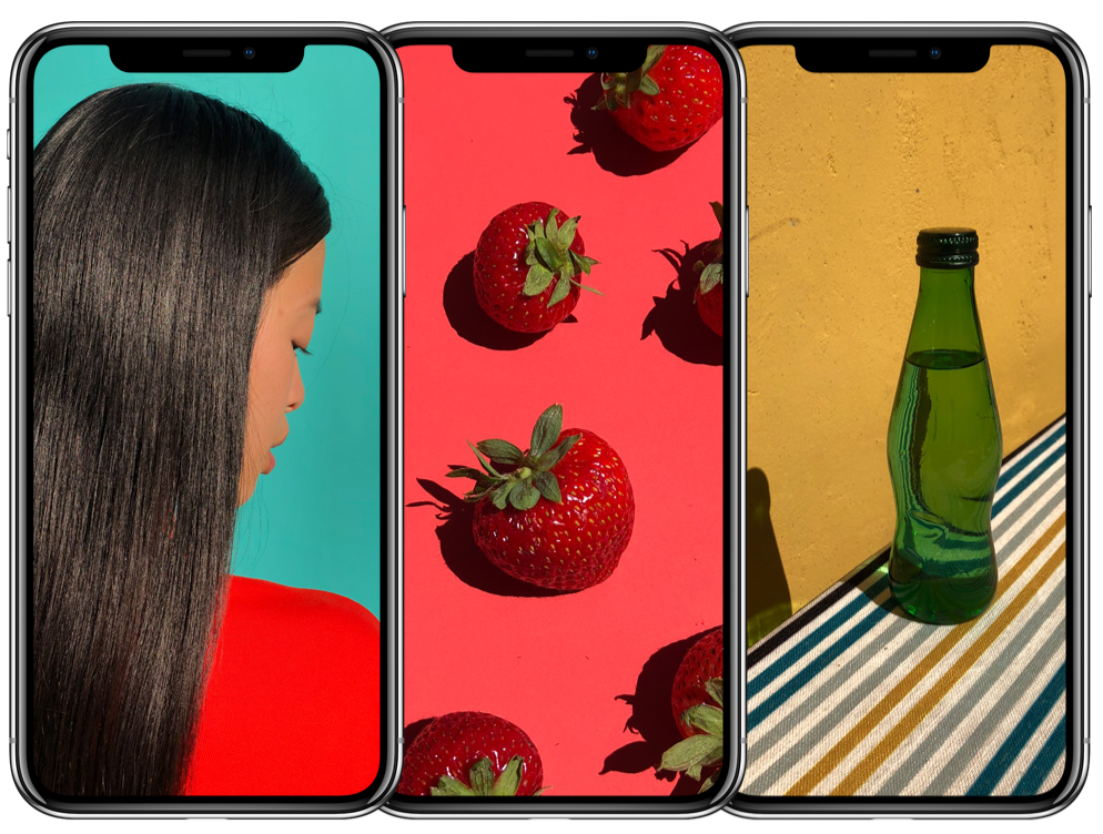 Это первый OLED-дисплей, соответствующий высшим стандартам iPhone