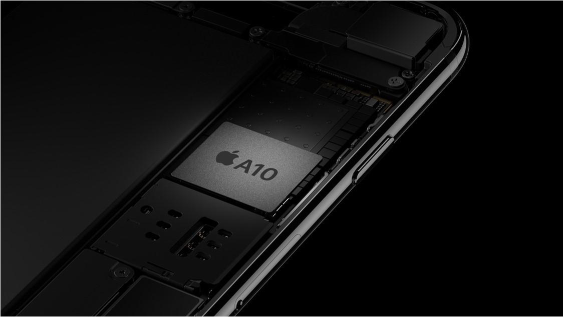 Улучшен и процессор на новом айфоне