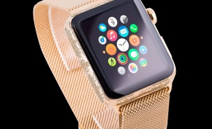 Caviar Apple Watch Epoca Imperia Ekaterina II Milanese 42mm