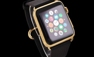 Caviar Apple Watch Atlante Firenze Leather 42mm