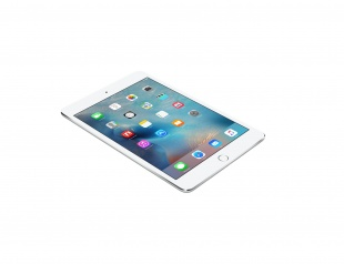 Apple iPad mini 4 128Гб Silver Wi-Fi + Cellular