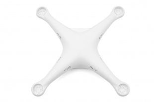 Корпус квадрокоптера DJI Phantom 3 - P3 Part 30 Shell (Includes Top & Bottom Covers) (Pro/Adv)