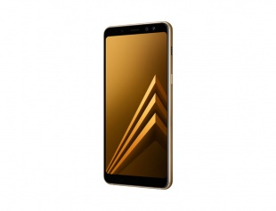 Samsung Galaxy A8+ 32Gb Gold (золотой)