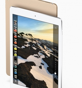 "iPad Pro 9,7"" 32gb Gold Wi-Fi + Cellular"