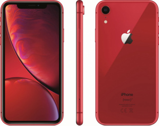 iPhone XR 256Gb (Dual SIM) (PRODUCT)RED / с двумя SIM-картами