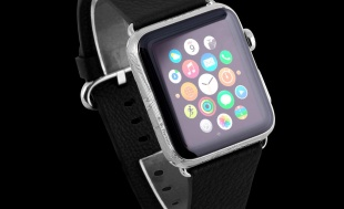 Caviar Apple Watch Epoca Putin «Anniversario Edizione 63» Leather 42mm