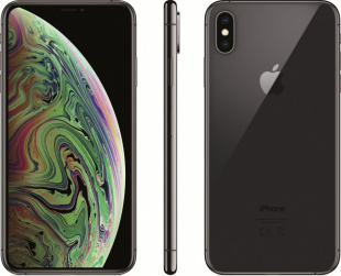 iPhone Xs Max 64Gb Space Gray / с двумя SIM-картами (Dual SIM)