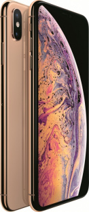 iPhone Xs Max 256Gb (Dual SIM) Gold / с двумя SIM-картами