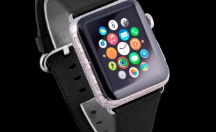 Caviar Apple Watch Epoca USSR Lenin Leather 42mm