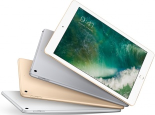 "iPad 9,7"" (2017) 128gb Gold Wi-Fi"