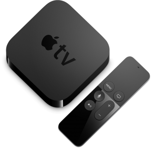 The new Apple TV 32Gb (4-Th Gen)