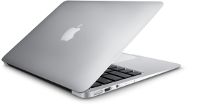 "Apple MacBook Air 11"" (MJVM2) Core i5 1,6 ГГц, 4 ГБ, 128 ГБ Flash (ear 2015)"