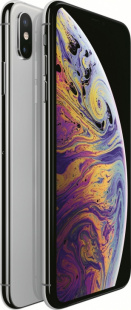 iPhone Xs Max 512Gb (Dual SIM) Silver / с двумя SIM-картами