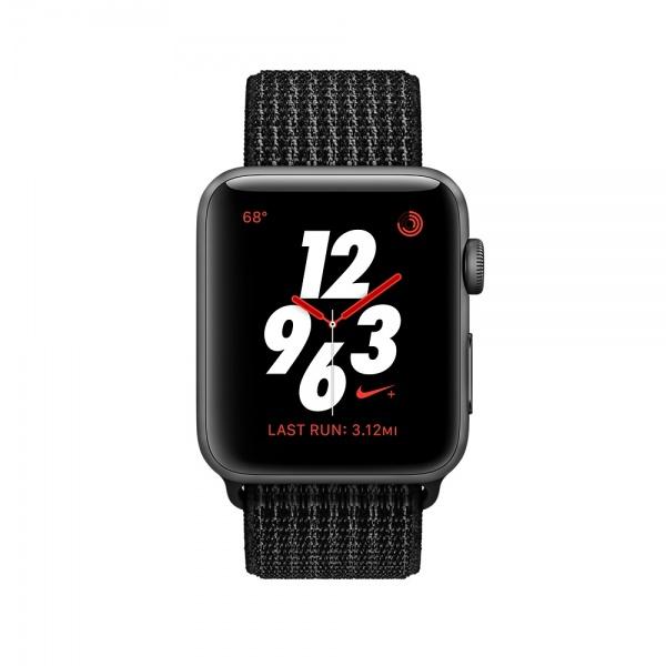 1deae2f2 Купить Apple Watch Series 3 Nike+ // 42мм GPS + Cellular // Корпус ...