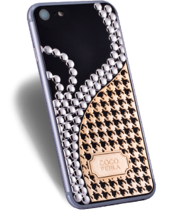 Caviar iPhone 7 Icone di Stile Coco Perla
