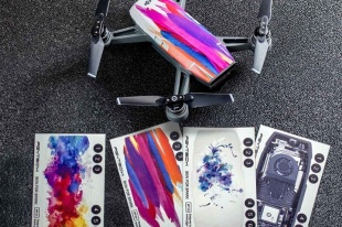 Набор наклеек DJI Skin for Spark 4 pack (D4/D7/D8/TR)