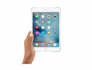 Apple iPad mini 4 128Гб Gold Wi-Fi + Cellular