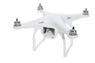 Аппарат в сборе квадрокоптер DJI Phantom 3 - P3 Part 34 Aircraft (Excludes Remote Controller, Camera, Battery and Battery Charger ) (Pro/Adv)