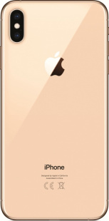 iPhone Xs Max 64Gb Gold / с двумя SIM-картами (Dual SIM)