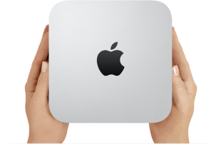 Apple Mac Mini (MGEM2) Core i5 1.4 ГГц, 4 ГБ, HDD 500 ГБ, Intel HD 5000