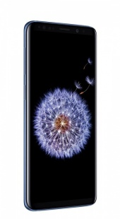 Смартфон Samsung Galaxy S9+, 128Gb, Коралловый синий